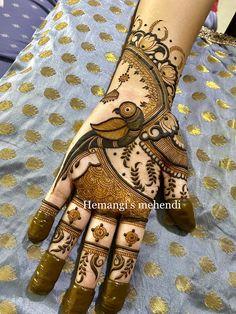 Mehendi, Hand Henna, Hand Tattoos, Mehndi