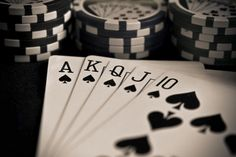Straight flush (Men's Blog)