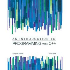 An Introduction to Programming with C