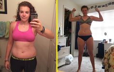 The Tiny Goals I Set That Helped Me Drop 40 Pounds—and Deadlift 255 Pounds!