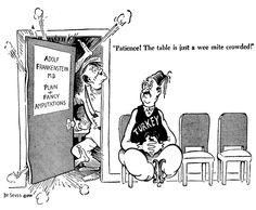 Dr Seuss World War II Political Cartoon 7