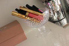 makeup storage.