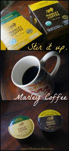 What gets Jenn out of bed in the morning with a smile on her face? Marley Coffee, that's what. Bob Marley Songs, Marley Coffee, Blue Mountain Coffee, Chocolate Protein Bars, Premium Coffee, Tasty, Yummy Food, Breakfast Smoothies, How To Better Yourself