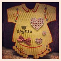 Geburt von Sophia