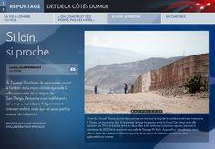 Un mur, des ponts - La Presse+