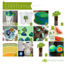 limefish studio guide: Earth Day 2012 (12 inspiring ideas) #limefishstudio