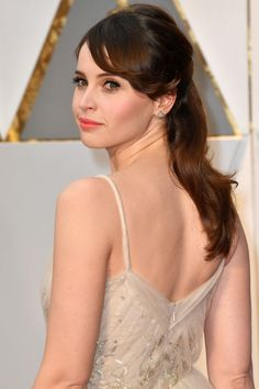 Actor Felicity Jones attends the Annual Academy Awards at Hollywood & Highland Center on February 2017 in Hollywood, California. Get premium, high resolution news photos at Getty Images Felicity Rose Hadley Jones, Hollywood Actor, Hollywood Celebrities, Hollywood Actresses, Female Celebrities, Anna Hendricks, British Actresses, Female Actresses, Hot Actresses