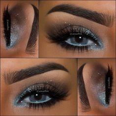 Maquillage Yeux Image Description