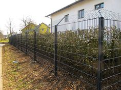 Farm Fence, Outdoor Structures, Fences, Home Decor, Ideas, Cat Garden, Houses, House Decorations, Gardens