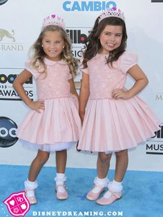 Sophia Grace and Rosie are going to be big sisters!