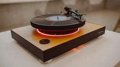 Mag-Lev Audio are looking for $300,000 on Kickstarter to make floating turntable a reality.