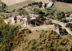 Branč, 1297 Berench, 1309 castrum Berench, 1420 castrum Brancz, Hung. Berencs  Place: Podbranč, County: Senica, Region: Trnava, Historic region: Nitra