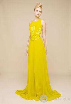 Красивые платья Dina Jsr весна-лето 2013
