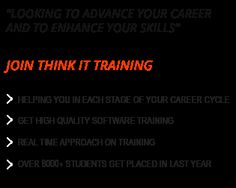Think IT Training proudly introduces training on Android in chennai. we provide training to meet the Industry's expectations through real time classes with good infrastructure. we customize our training to suit students needs according to the present scenario