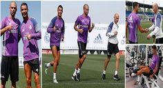 Xidigaha Reer Portugal Cristiano Ronaldo Iyo Pepe Oo Dib Ugu Soo Laabtay Tabobarka Kooxdooda