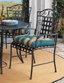 Winterizing patio furniture-how to