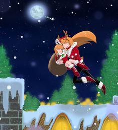 Merry Christmas by SakuraMadana.deviantart.com on @DeviantArt