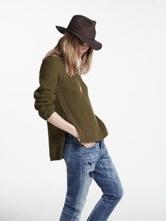 22 Snaps — and Infinite Styling Lessons — From Madewell's Fall Catalog