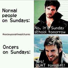 Normal people vs Oncers
