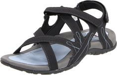 Hi-Tec Women's Waimea Falls Backstrap Sandal,Blue Moon/Grey/Light Blue,81/2 M Gotta get some for the adventures I am gonna take this summer.