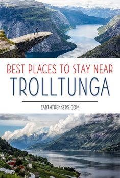 Trolltunga is one of