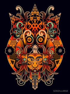 Dayak Tribe of Borneo Family First Tattoo, Japanese Sleeve, Full Sleeve Tattoos, Framed Prints, Art Prints, Tribal Art, Pattern Wallpaper, Screen Printing, Borneo Tattoos