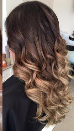 brown to caramel ombre and blonde balayage hair beauty. Black Bedroom Furniture Sets. Home Design Ideas