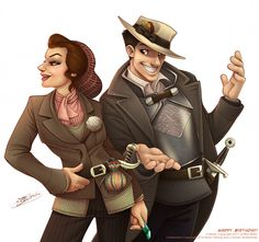 Adventure Couple!! Daily Inspiration #1503