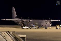 Fuerza Aérea Noruega  - Lockheed C-130J-30 Hercules (L-382) Registro 5607 en Tenerife Sur.