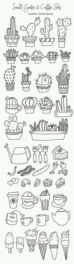 The cacti for stitchery patterns!