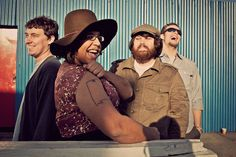 Alabama Shakes Tourdaten und Konzert Tickets