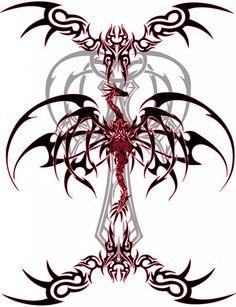 dragon tattoo designs few tribal dragon tattoo designs 3 tribal dragon . Tribal Dragon Tattoos, Tribal Tattoos, Body Art Tattoos, Celtic Dragon, Tattoos, Tattoos For Guys, Beautiful Tattoos, Molecule Tattoo, Tattoo Designs