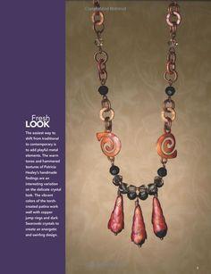 Classic Style, Fresh Look: Sixty Jewelry Designs to Make and Wear: Irina Miech: 9780871164575: Amazon.com: Books