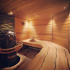 Sauna Steam Room, Sauna Room, Saunas, Basement Sauna, Sauna Lights, Jacuzzi Room, Sauna House, Portable Sauna, Sauna Design