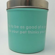Treat Container Stainless Steel, Dog Treats and Rope Toy - Adog.co  - 8