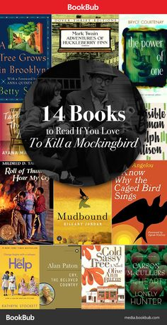 Can't get enough of To Kill a Mockingbird? Here are 14 more great books worth reading!