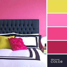 perfectas de colores para tu dormitorio