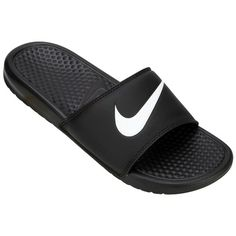 bde4d1abc2e Acabei de visitar o produto Sandália Nike Benassi Swoosh Chinelo Nike  Preto