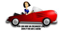 Not sure what to ask for on Mother's Day?  These car organizing products are a great gift now and months from now!  Organized Joy Professional Organizing & Bookkeeping