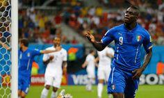 "S., 14 JUN 2014 | INGLATERRA vs ITALIA. GANO ITALIA 2 a 1 - ""Inglaterra vs. Italia: 'La azzurra' ganó 2 a 1 en Mundial Brasil 2014"" (IMÁGENES)."