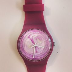 Swatch ONIONE ©fashionyk