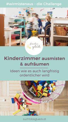 Kinderzimmer ausmisten und aufräumen - Ideen wie es auch langfristig ordentlicher wird - Fräulein im Glück - nachhaltiger Mamablog