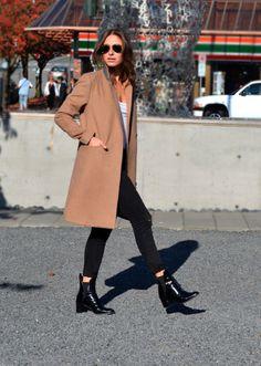 a good camel wool coat