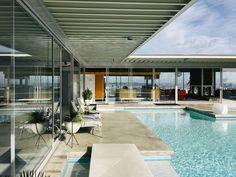 The Stahl House - projeto Pierre Koenig - Los Angeles