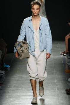 Bottega Veneta Spring 2015 Menswear - Collection - Gallery - Style.com