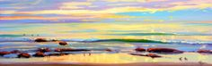 """POSTCARDS FROM SANTA BARBARA"" a daily painting project by plein air artist Chris Potter"