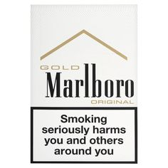 Marlboro gold / Cigarette (filter)
