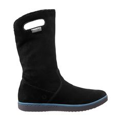 No snow sports in your plans?  Show up at the ski lodge anyway just so you can stroll about in stylish comfort in the Boga Boot. You'll revel in the soft fleece lining, warm insulation, waterproof suede upper and Rebound cushioning that will  keep your feet warm and dry all winter long.