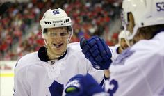 James van Riemsdyk 2 Goal Night, Korbinian Holzer First NHL Goal, Phil Kessel Remains Scoreless