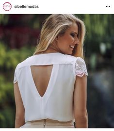 Dress Neck Designs, French Chic, Basic Tops, Short Tops, Western Wear, Glamour, Crop Tops, My Style, How To Wear